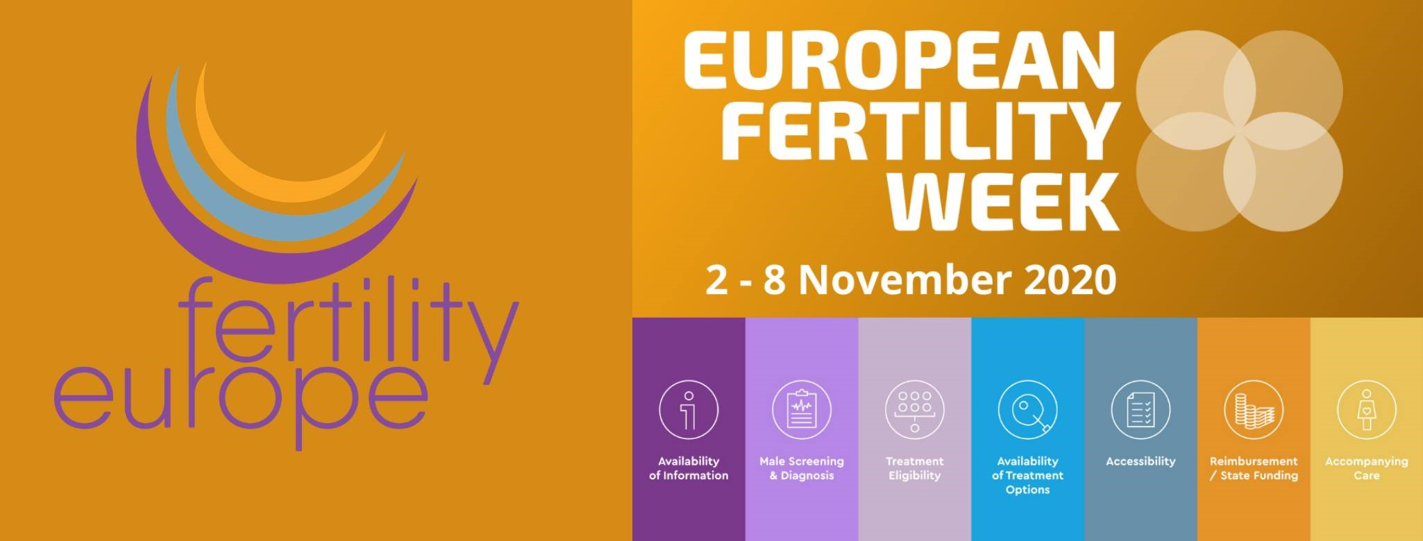 Европейска седмица на фертилността 2020